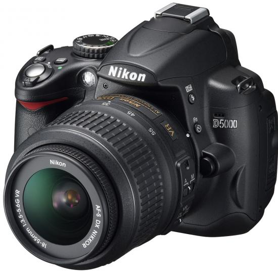 Digital Photography Equipment Review—The Nikon D5000 DSLR Camera, Part 1