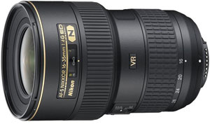 Digital Photography Equipment Review—The Nikon AF-S Nikkor 16–35mm Zoom Lens
