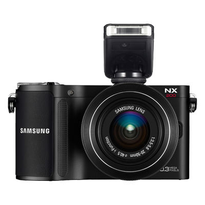 11 Large Leaps Forward for the Samsung NX200 Camera