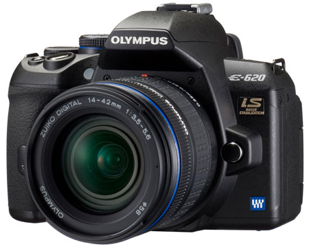 Digital Photography Equipment Review—The Olympus E-620 DSLR Camera, Part 1