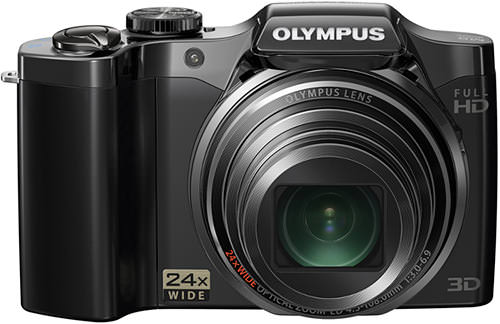 Digital Photography Equipment Review—The Olympus SZ-30MR Compact Camera