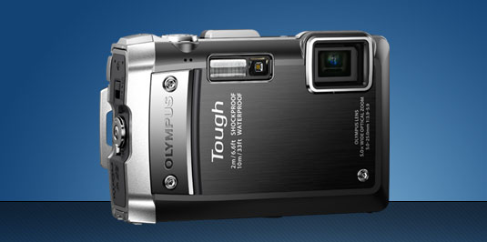 15 Reasons the Olympus Stylus Tough TG-810 Camera Likes It When You Treat It Rough