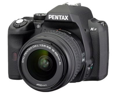 Digital Photography Equipment Review—The Pentax K-r Camera