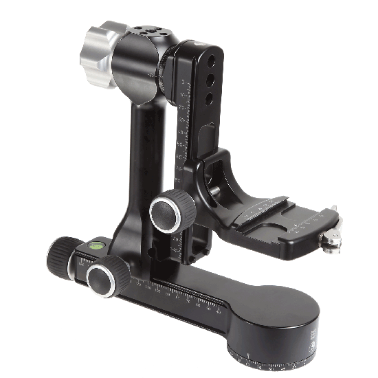11 Reasons the Really Right Stuff PG-02 Pano-Gimbal Head Is the One Top Professionals Recommend for Long-Lens Action, Panoramas and Video
