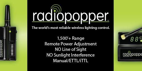 RadioPopper