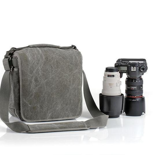 16 High-Profile Features of the Low-Profile Retrospective 20 and 30 Shoulder Bags from Think Tank