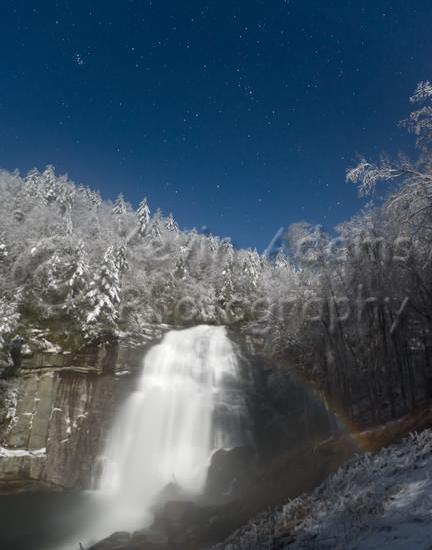 Photography Tip—Moonbow At Rainbow Falls