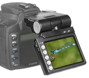 Digital Photography Equipment Review—The Zigview S2 Detachable, Remote LCD Screen