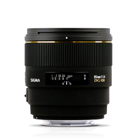 Is the Sigma 85mm f/1.4 EX DG HSM the Money Lens for Portrait Photographers?
