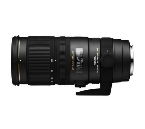 Photography Equipment Review—The Sigma 70–200mm f/2.8 EX OS Zoom Lens, Part 1