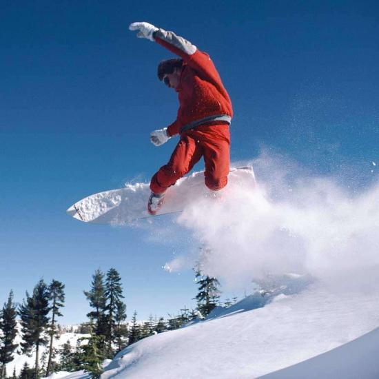 Photography Tip—How to Capture Exciting Skiing and Snowboarding Action, Part 2