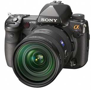 Digital Photography Equipment Review—The Sony Alpha DSLR-A900 Camera