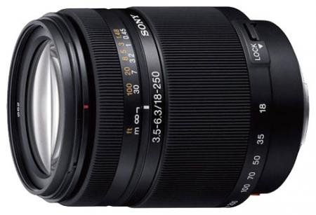 Digital Photography Equipment Review—The Sony 18-250mm f/3.5-6.3 DT Lens