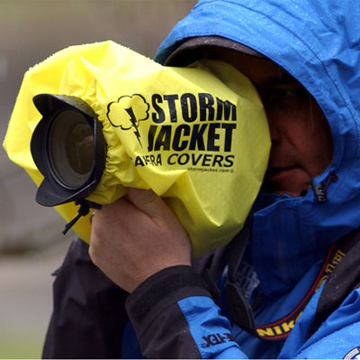 Photography Equipment Review—Storm Jacket Camera Covers
