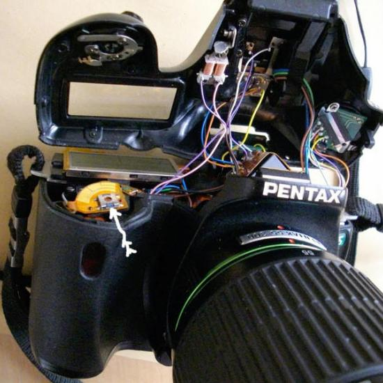 Photography Tip—Solutions for a Broken Camera