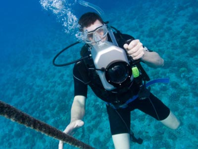 Digital Photography Equipment Review—An Introduction to Underwater Digital Cameras