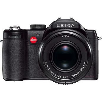 Digital Photography Equipment Review—The Leica V-Lux 1 Camera
