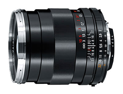 Digital Photography Equipment Review—The Sony Distagon T* 24mm f/2.0 SSM Lens
