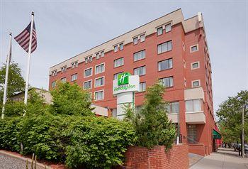 Travel Photography: Boston: Holiday Inn Boston-Brookline