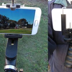 Look Ma', no Hands! Hands-Free Video with your Smart Phone
