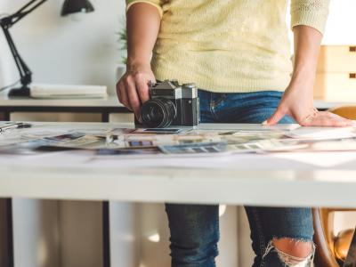 12 Photo Projects You Can Do From Home image