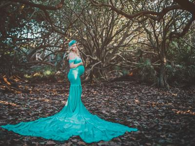 5 Insanely Beautiful Maternity ... image