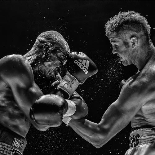 The uppercut by alexwphotography189@gmail.com