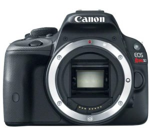 Hot Scoop! New Canon EOS Rebel SL1 is First Model in New Rebel Series