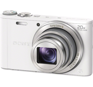 First Look at the Sony Cyber-shot WX300 Compact: Aiming to be the Perfect Travel Camera