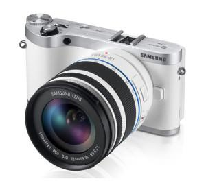 Samsung NX300 Digital Camera: Advancing the Mirrorless Revolution with Greater Speed and Better Connectivity