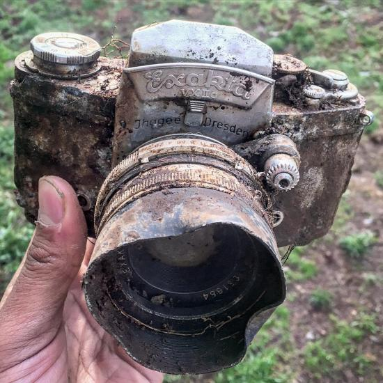 PT360: Episode 25 – Soviet Camera Found in Oregon, A Photobombing Horse, an Incredible New Sony Camera, and Much, Much More!