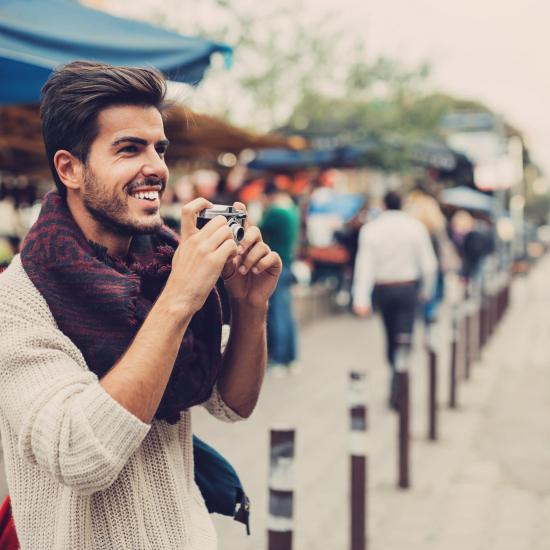 How to Travel Safe With Your Camera