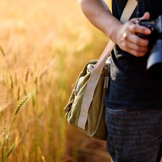 4 Dead Simple Ways to Get More Creative With Your Camera