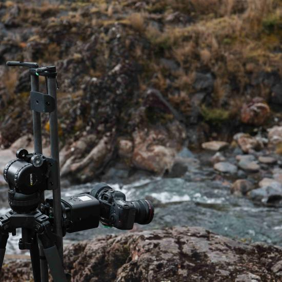 How to Set Up a Vertical Tracking Time-Lapse