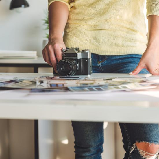 12 Photo Projects You Can Do From Home