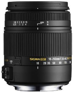 Sigma 18–250mm f/3.5–6.3 DC Macro OS HSM: Is it the All-Star All-Purpose Superzoom Lens?