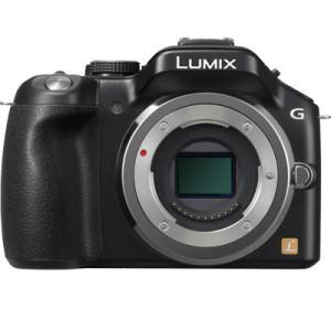 Panasonic Lumix DMC-G5 Digital Camera: The Mirrorless Camera Goldilocks Would Have Chosen