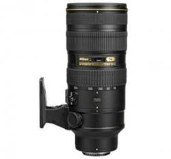 The Nikon 70–200mm f/2.8G VR II Zoom Lens: Professional Excellence for FX Photographers